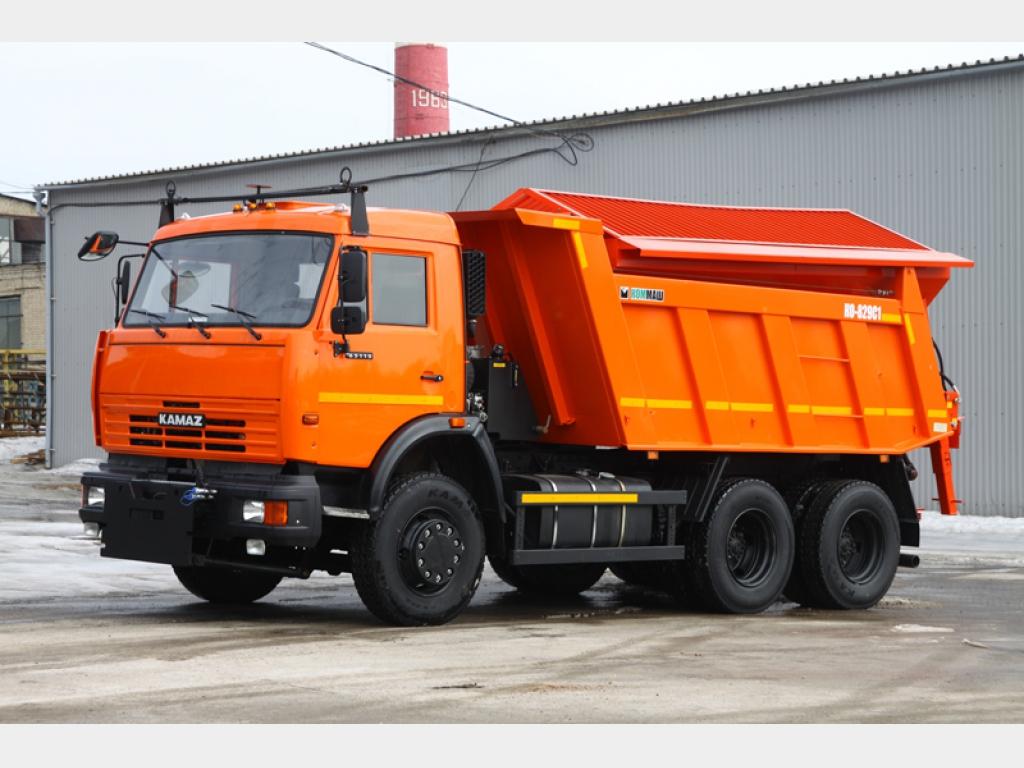 Комбинированная дорожная машина КО-829С1