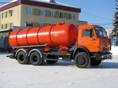 Вакуумная машина КО-505Б
