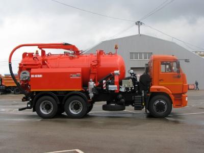 Илососная машина КО-507АМ1