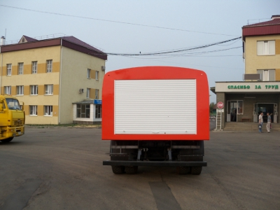 Каналопромывочная машина КО-514-1