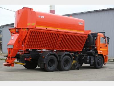 Комбинированная дорожная машина КО-829Б