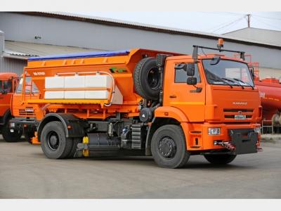 Комбинированная дорожная машина КО-829Д1